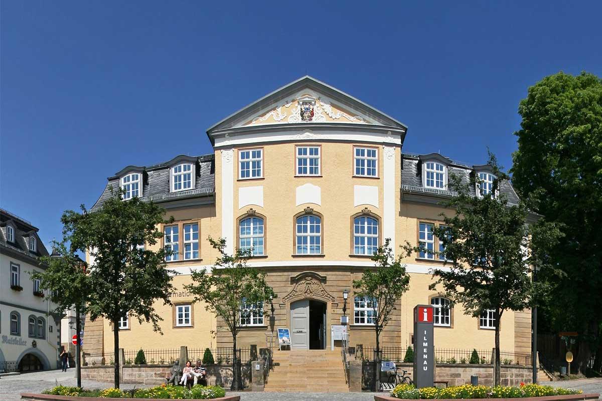 Ilmenau Amtshaus | Ausflugstipp Oberhof Hotel Thüringenschanze