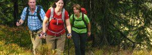 Aktivurlaub, Wandergruppe | Urlaub in Oberhof buchen