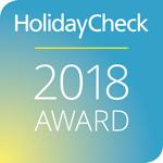 HolidayCheck Award 2018 | Oberhof Hotel Urlaub im Thüringenschanze