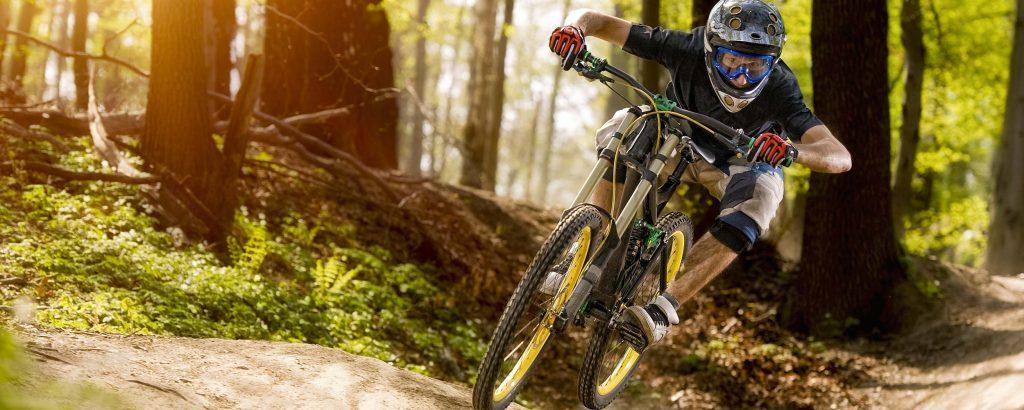 Bikepark Headerbild - Musterbild für Bikepark Oberhof
