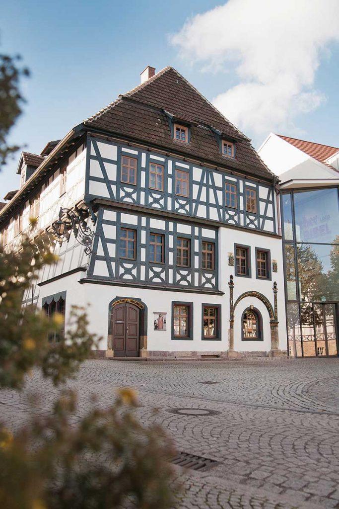 Lutherhaus Eisenach | Ausflugstipp Oberhof Hotel Thüringenschanze