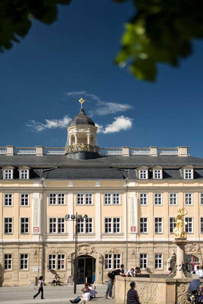 Stadtschloss Eisenach | Ausflugstipp Oberhof Hotel Thüringenschanze