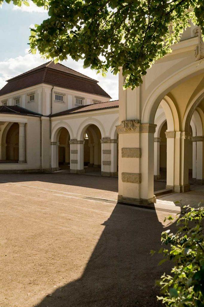 Wandelhalle Eisenach