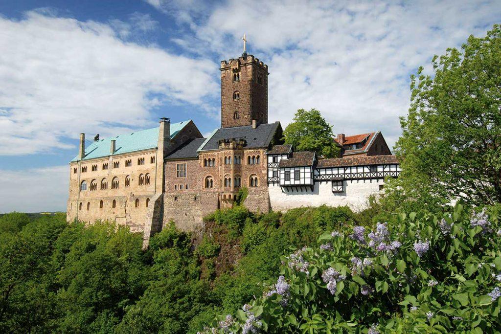 Wartburg Eisenach | Ausflugstipp Oberhof Hotel Thüringenschanze