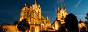 Erfurt Dom | Urlaub in Thüringen | Oberhof Hotel Urlaub im Thüringenschanze