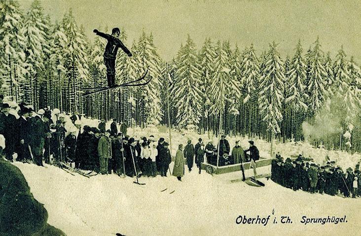 Historische Sportstätten Oberhof