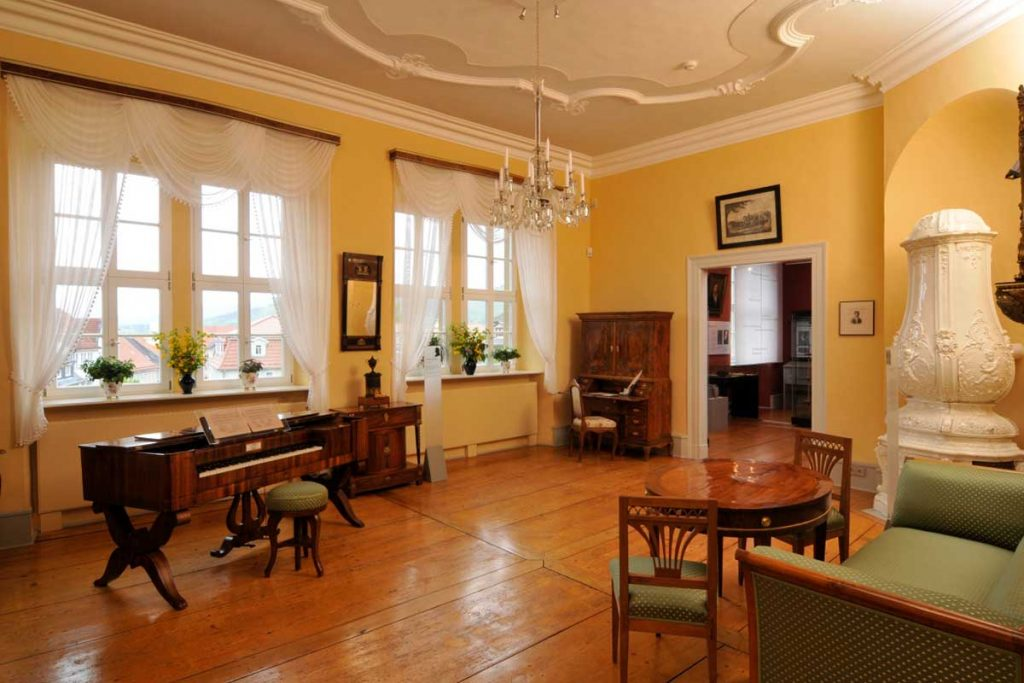 GoetheStadtMuseum Ilmenau | Tipp Urlaub Oberhof Hotel Thüringenschanze