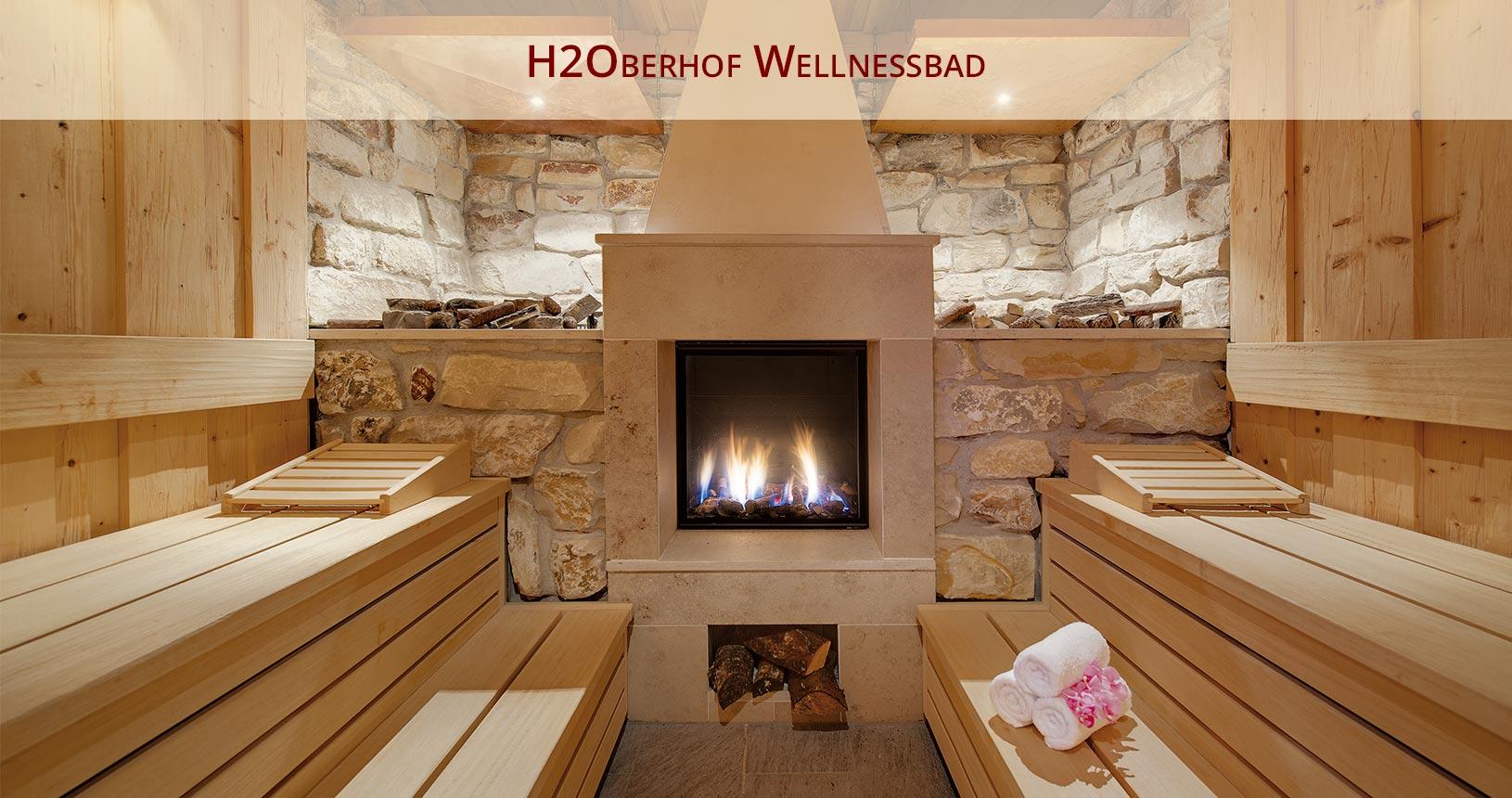 H2Oberhof Wellnessbad Sauna | Oberhof Hotel Urlaub im Thüringenschanze