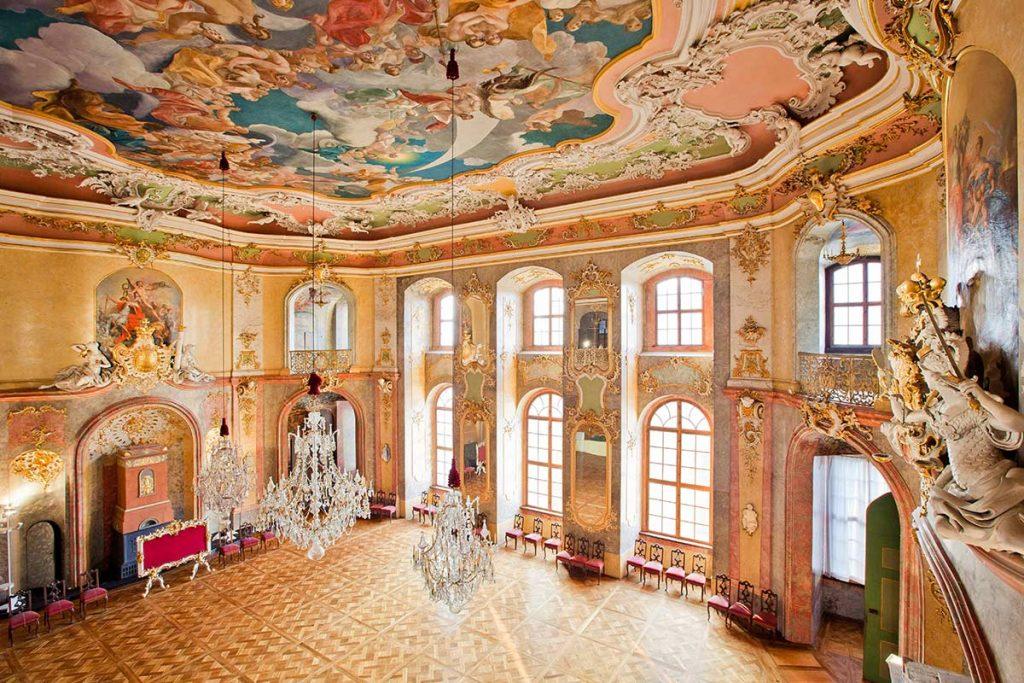 Heidecksburg | Ausflugstipp Oberhof Hotel Thüringenschanze
