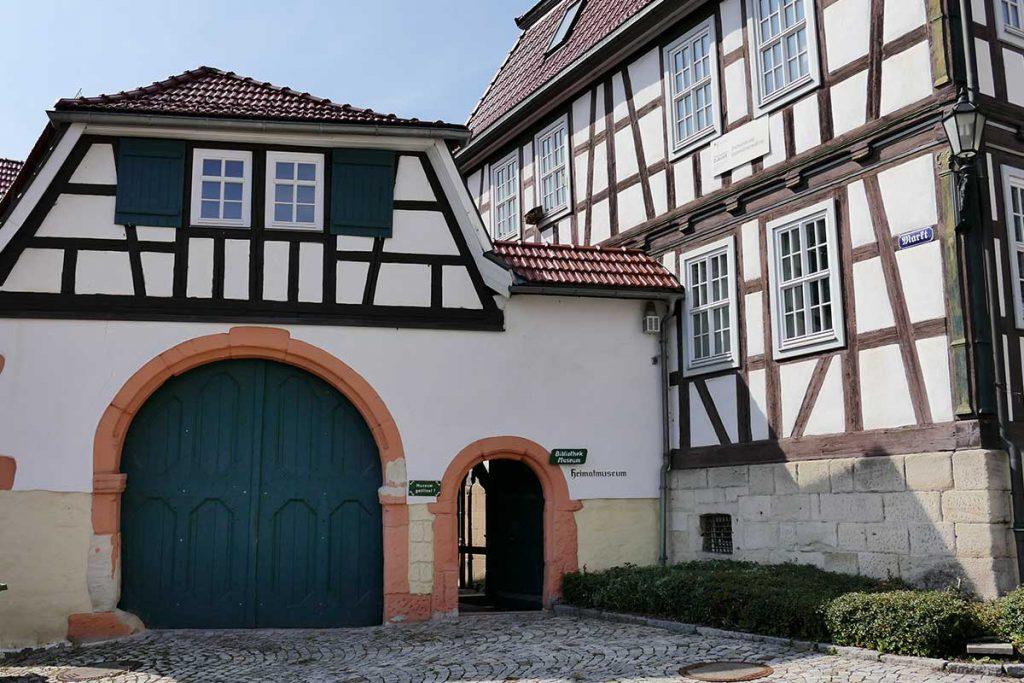 Heimatmuseum Benshausen   Ausflugstipp Hotel Oberhof