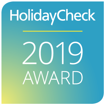 Holidaycheck Award 2019 | Oberhof Hotel Urlaub im Thüringenschanze