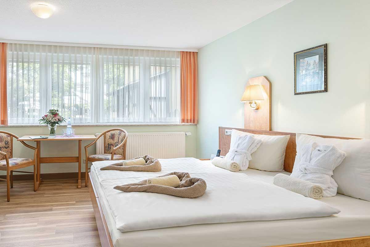 Oberhof Hotel Thüringenschanze - Hotelzimmer Klassik