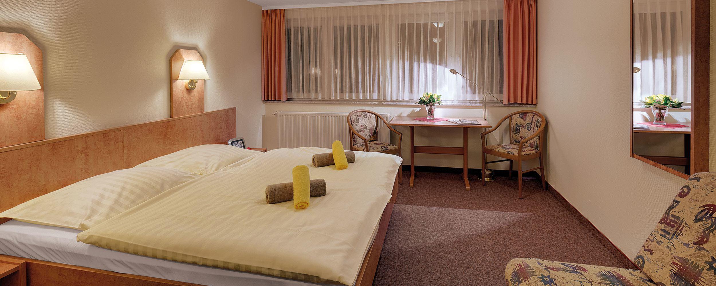 Zimmeransicht im Hotel Thüringenschanze | Hotel Oberhof buchen