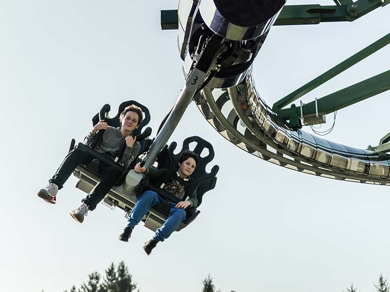 Inselsberg Fundpark | Ausflugstipp Hotel Oberhof
