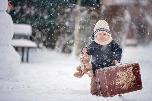Kind Winterurlaub | Oberhof Hotel Urlaub im Thüringenschanze