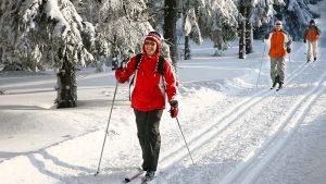 Langlauf im Thüringer Wald | Oberhof Hotel Urlaub im Thüringenschanze
