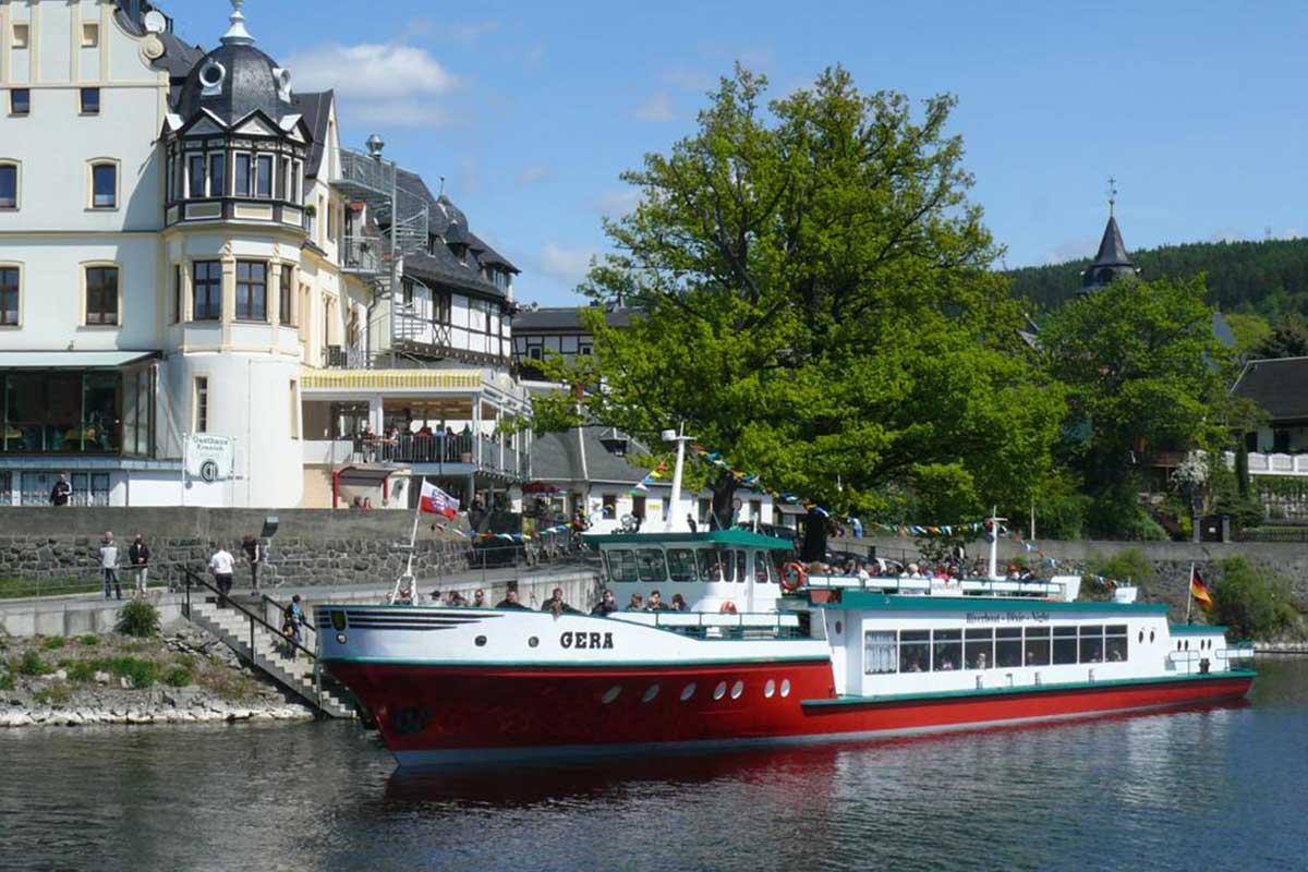 Marina Saalburg   Urlaubstipp Oberhof Hotel