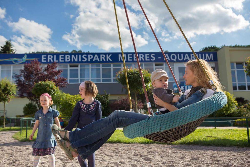 Meeresaquarium Zella-Mehlis | Ausflugstipp Hotel Oberhof