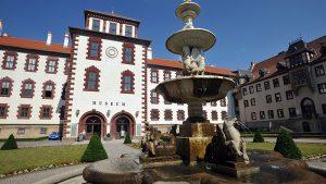 Schloss Meiningen | Oberhof Hotel Urlaub im Thüringenschanze
