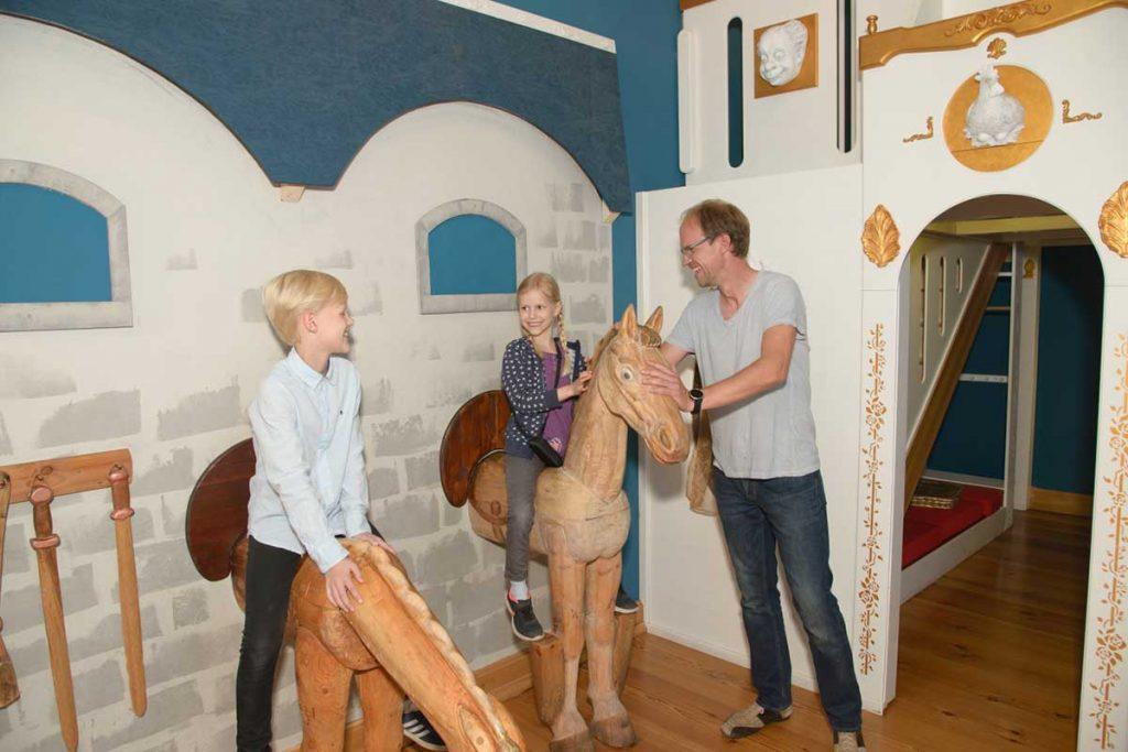 Museum im Schloss Elisabethenburg  | Ausflugstipp Oberhof Hotel Thüringenschanze