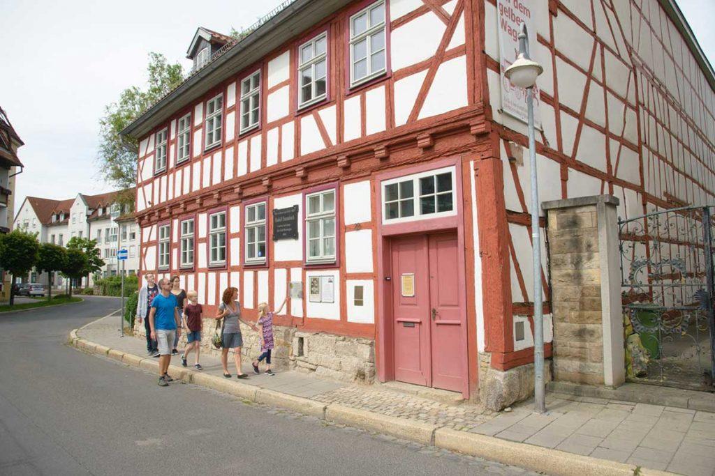 Baumbachhaus | Ausflugstipp Oberhof Hotel Thüringenschanze