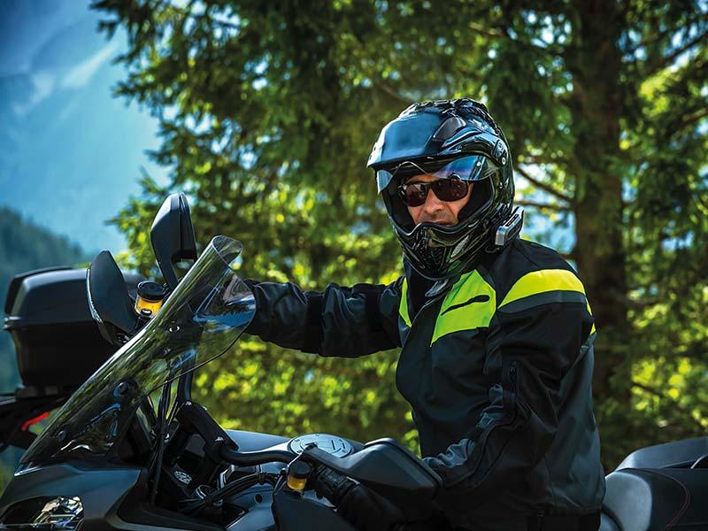 Motorradfahrer | Symbolbild Motorradurlaub Oberhof © Anna Om_Fotolia
