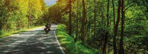 Symbol für Motorradurlaub im Thüringer Wald | Hotel in Oberhof buchen