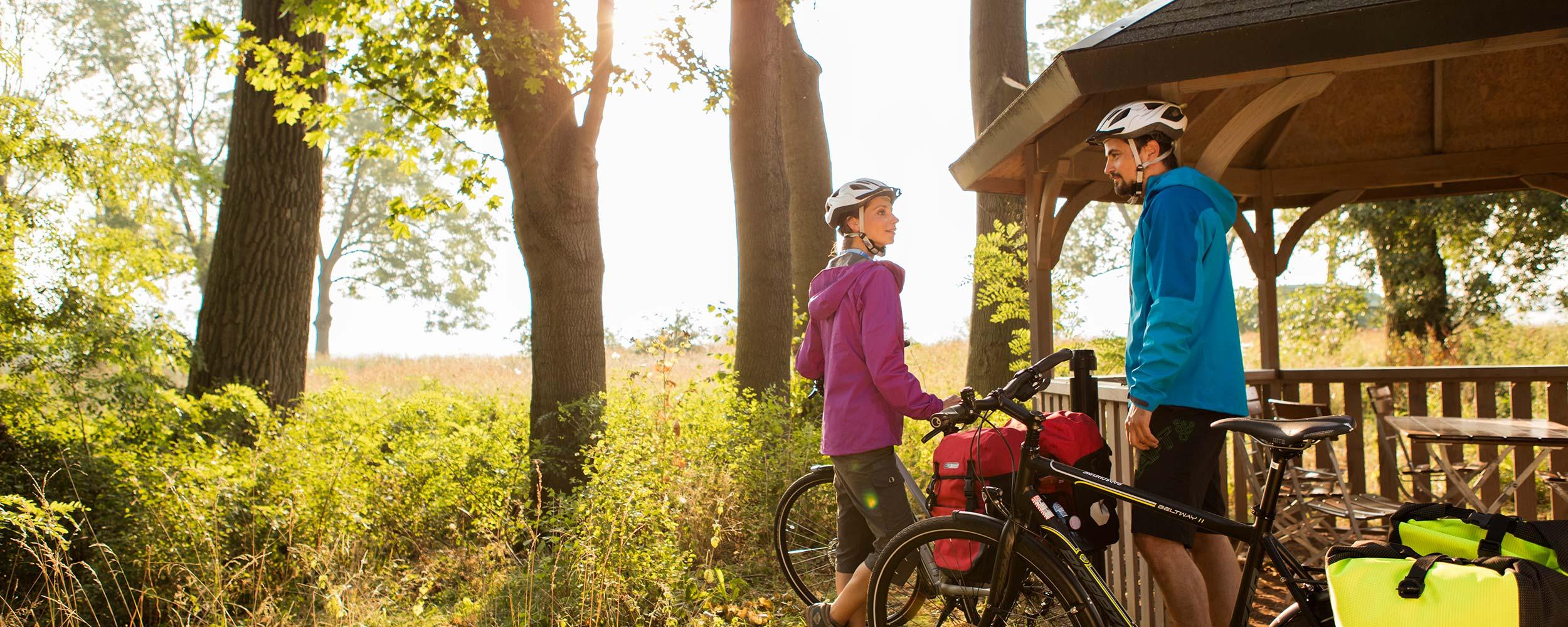 Mountainbike im Thüringer Wald | Oberhof Hotel Urlaub im Thüringenschanze