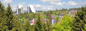 Oberhof im Thüringer Wald | Hotel Oberhof buchen