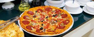 Restaurant Oberhof, Symbolbild Pizza