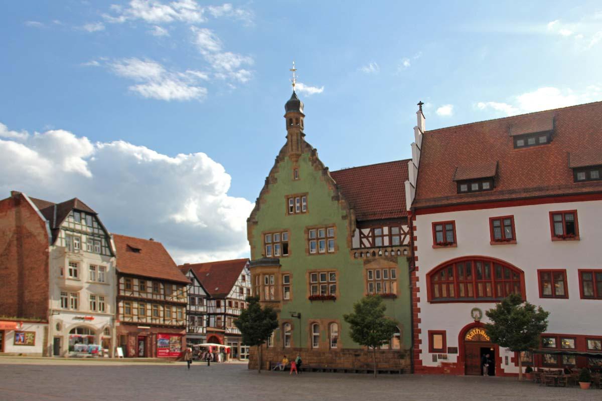Altstadt Schmalkalden | Tipp Hotel in Oberhof