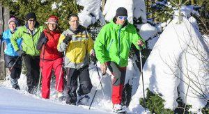 Schneeschuhwanderung | Oberhof Hotel Urlaub im Thüringenschanze