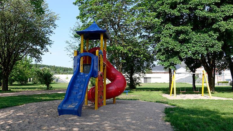 Spielplatz Kurpark Oberhof, Familienurlaub Thüringer Wald | Hotel Oberhof buchen