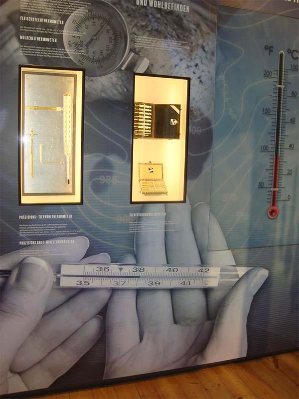 Thermometermuseum Geraberg | Ausflugstipp Hotel Oberhof