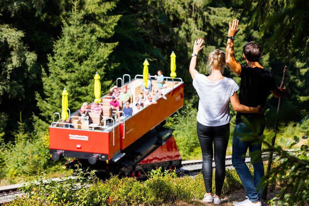 Thüringer Bergbahn | Ausflugstipp Oberhof Hotel