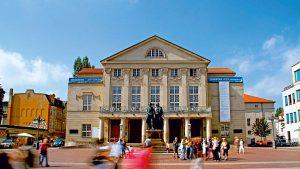Weimar Theater | Urlaub in Thüringen | Oberhof Hotel Urlaub im Thüringenschanze