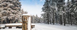 Winter am Rennsteig, Headerbild Hotel Oberhof Thüringenschanze