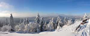 Winter im Thüringer Wald. Urlaub Oberhof | Oberhof Hotel Urlaub im Thüringenschanze