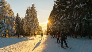 Winterurlaub im Thüringer Wald | Hotel in Oberhof buchen