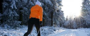 Winterurlaub Langlauf im Thüringer Wald | Oberhof Hotel Urlaub im Thüringenschanze