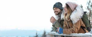 Winterurlaub, Paar - Beispiel für Winterurlaub Thüringer Wald | Oberhof Hotel Urlaub im Thüringenschanze