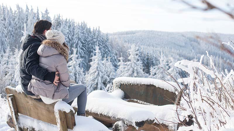 Winterwandern in Thüringen | Oberhof Hotel Urlaub im Thüringenschanze